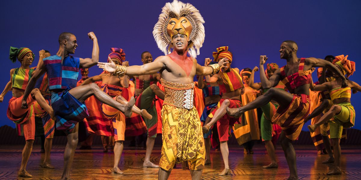 'Disney's The Lion King' coming to Columbia, new Broadway season lineup announced