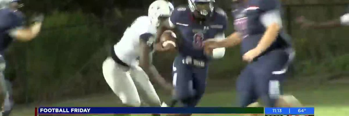Play 2: White Knoll's Aveon Smith can't be contained