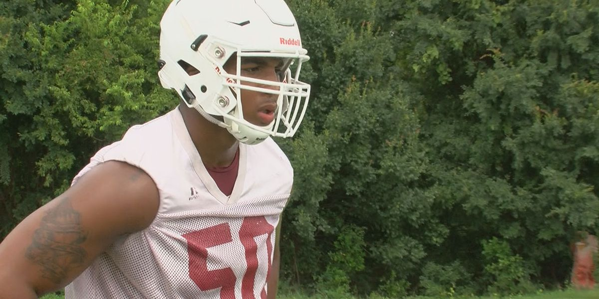 SC State senior Taylor finds purpose for playing on the gridiron with the Bulldogs