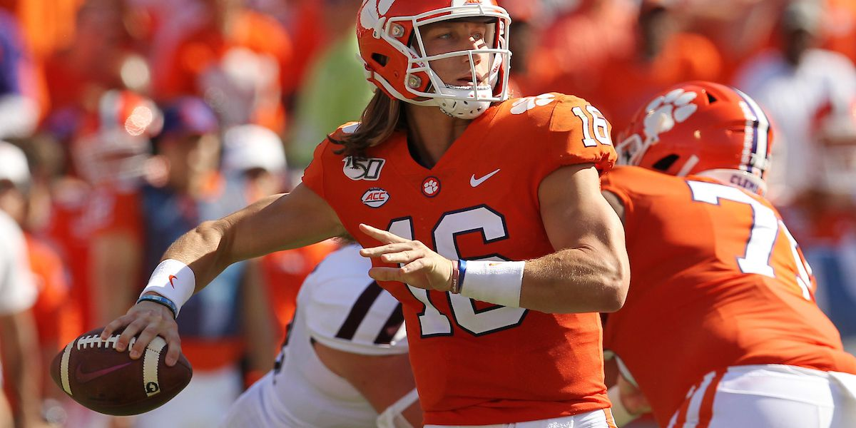 Lawrence, Ross shine for No. 1 Clemson in 24-10 win over No. 12 Texas A&M