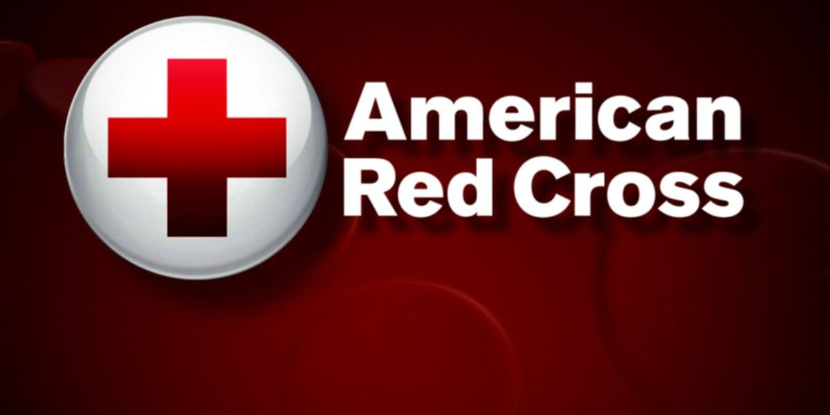 Red cross assisting family after car runs into home on North Main Street