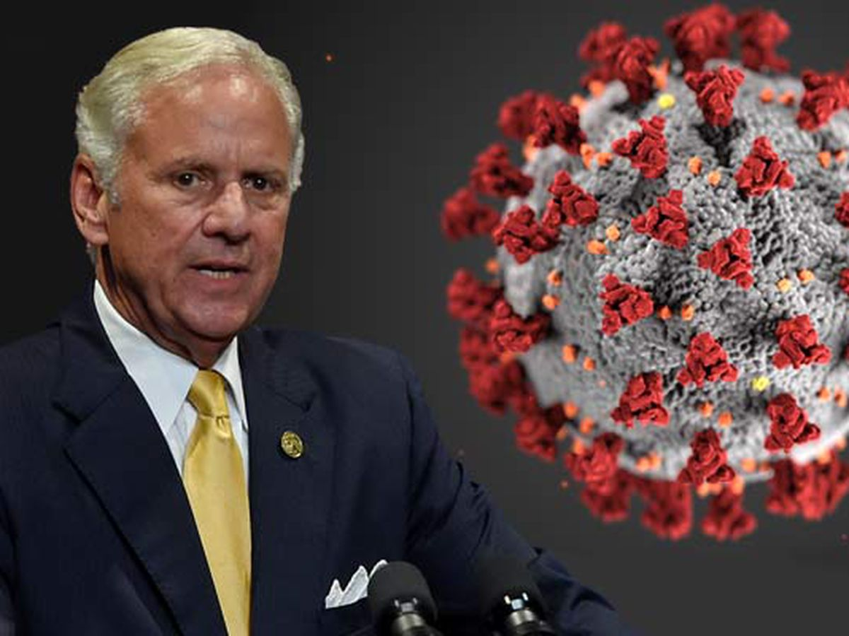 Governor orders visitors from coronavirus 'hot spots' to self-quarantine; S.C. has 539 cases, 13 deaths