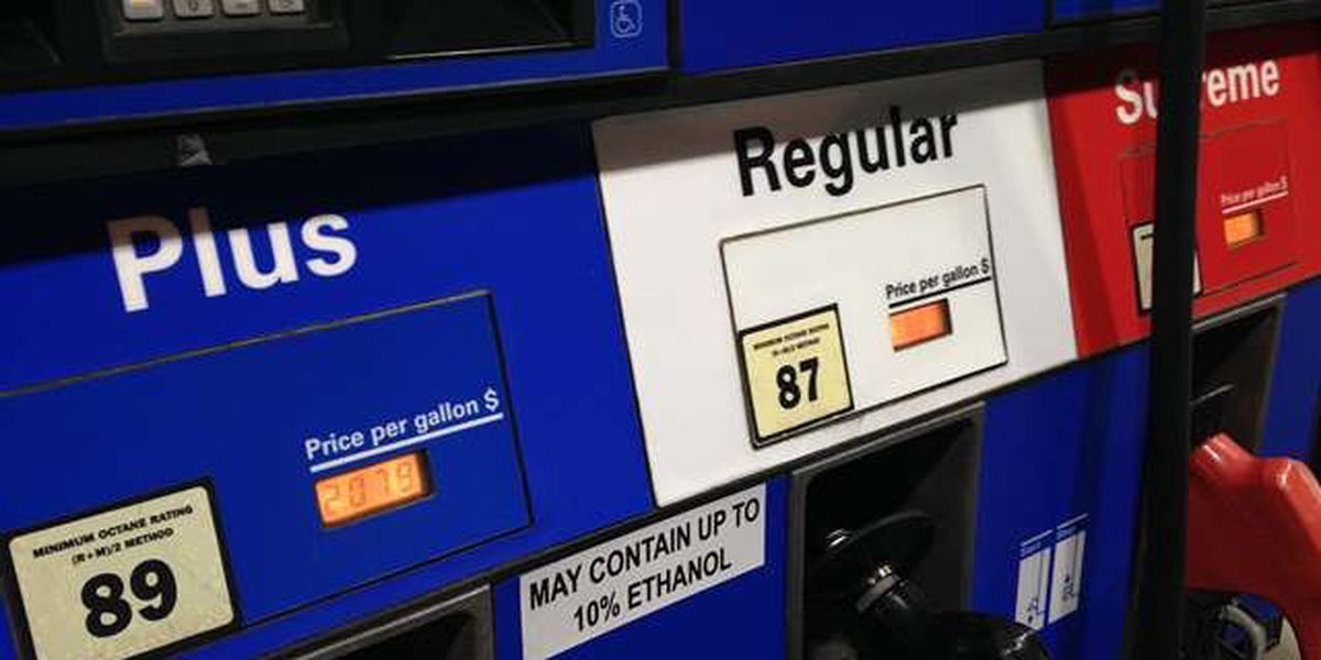 South Carolinians paid $.10 more per gallon since last week