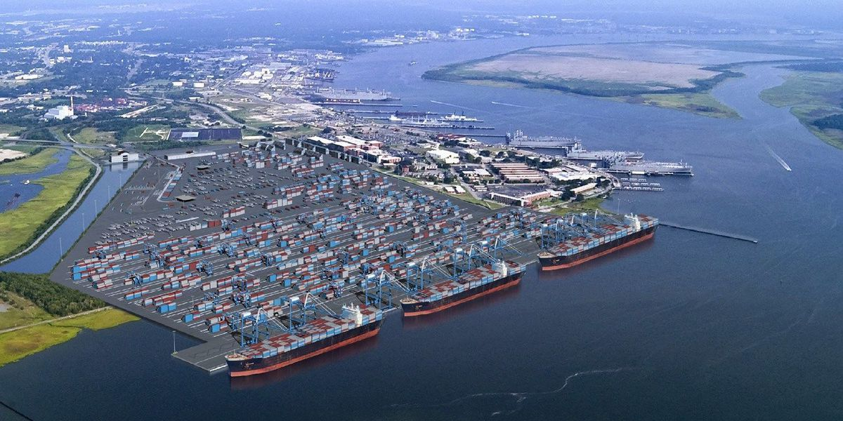 SC Ports Authority president to deliver State of the Port address