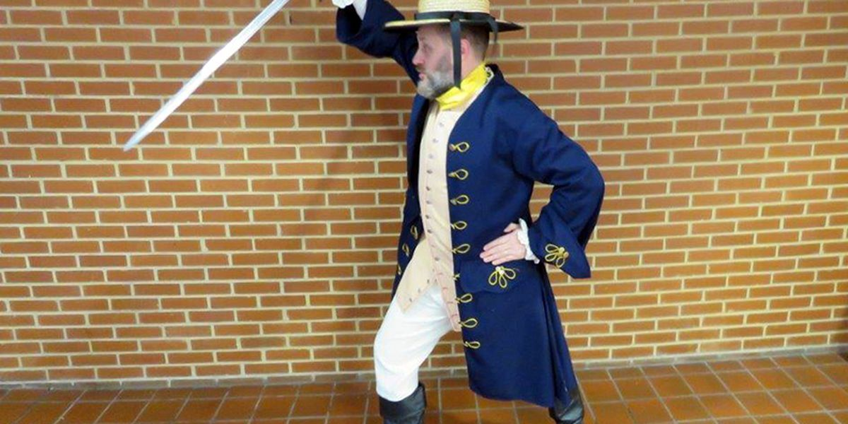 Talk of the Town: Sword Fest showcases historic weapons, sword fighting styles in Columbia