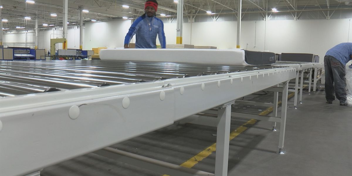 After years of economic hardship, MLILY USA mattress company brings 250 jobs to Fairfield County