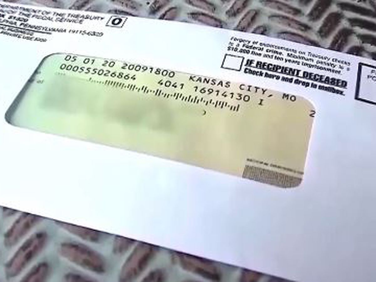 Scammers targeting those who haven't received newest stimulus check