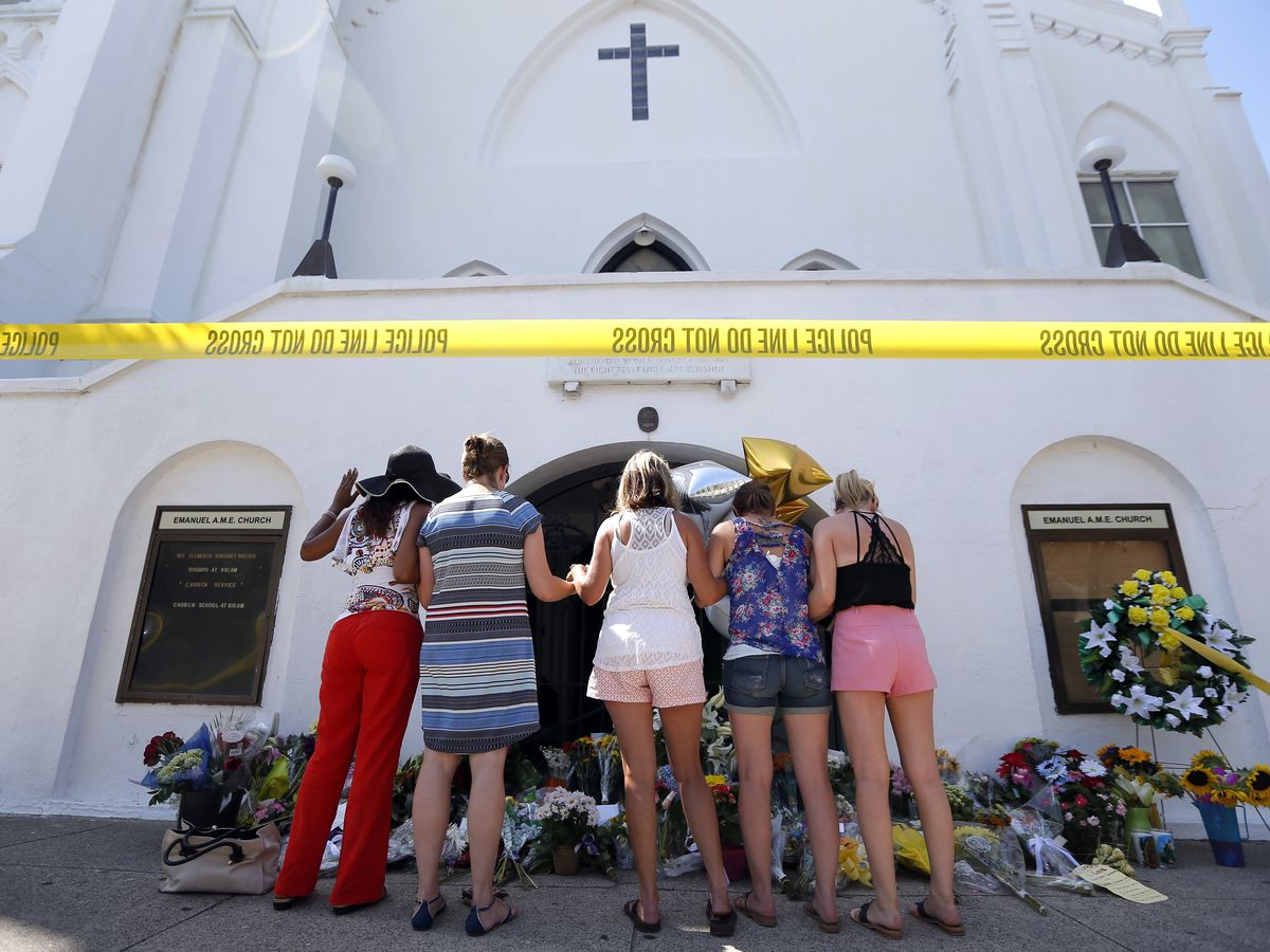 Appeals court reinstates lawsuit in Charleston church