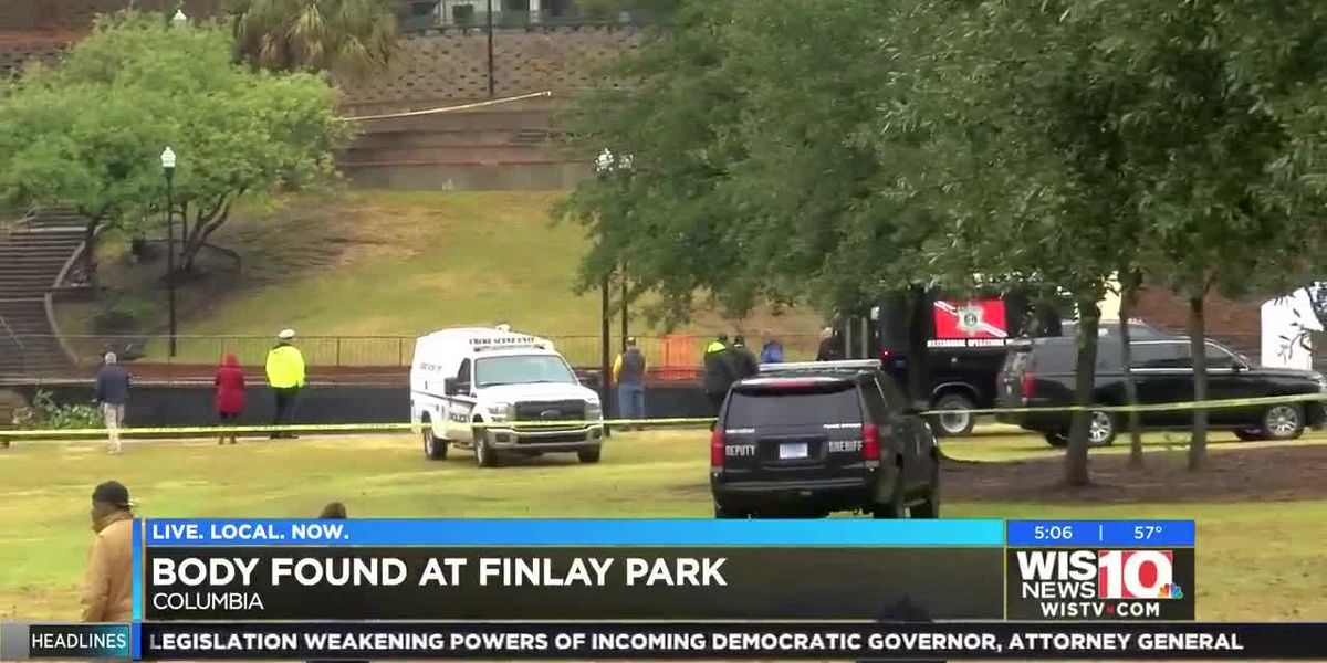 Officials investigating after body found in water at Finlay Park