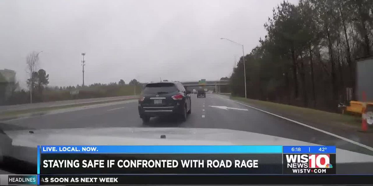 What happened to southern hospitality? Road rage becoming commonplace