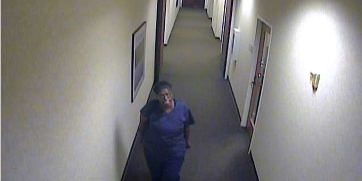Authorities seek suspect wanted for stealing items from college faculty members