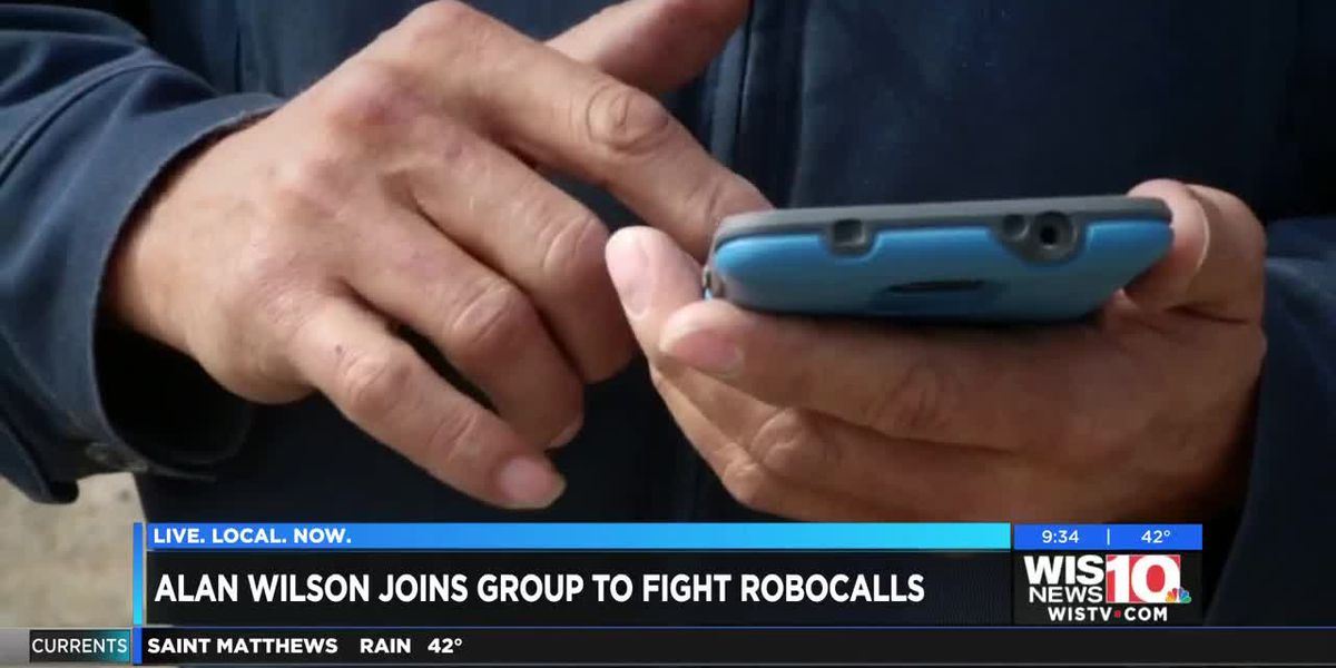 SC AG Wilson, others team up to stop pesky robocalls