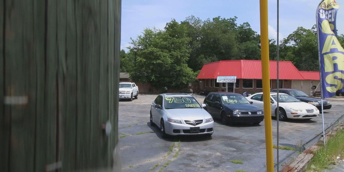 UPDATE: DMV seeks to suspend license of Midlands used car dealer