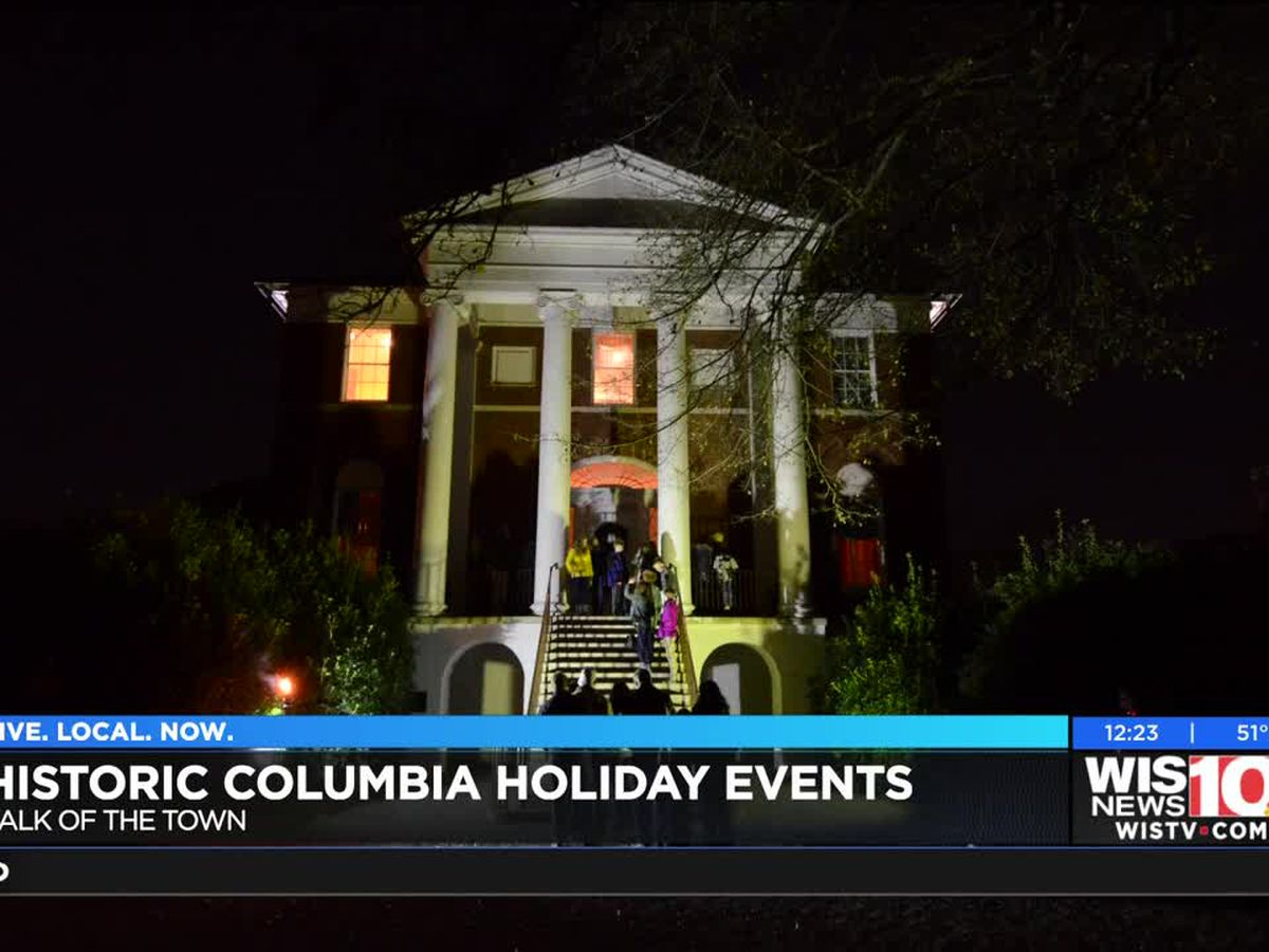 Talk of the Town: Historic Columbia's holiday house tours