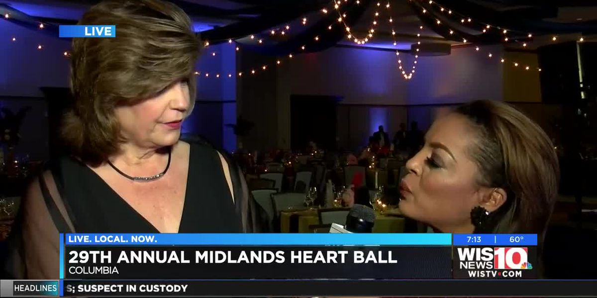 The American Heart Association host 29th Annual Midlands Heart Ball