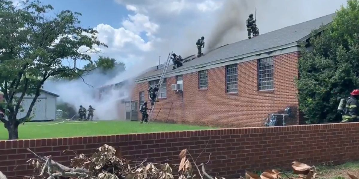 Officials: Electrical fire damaged buildings at Epworth Children's Home