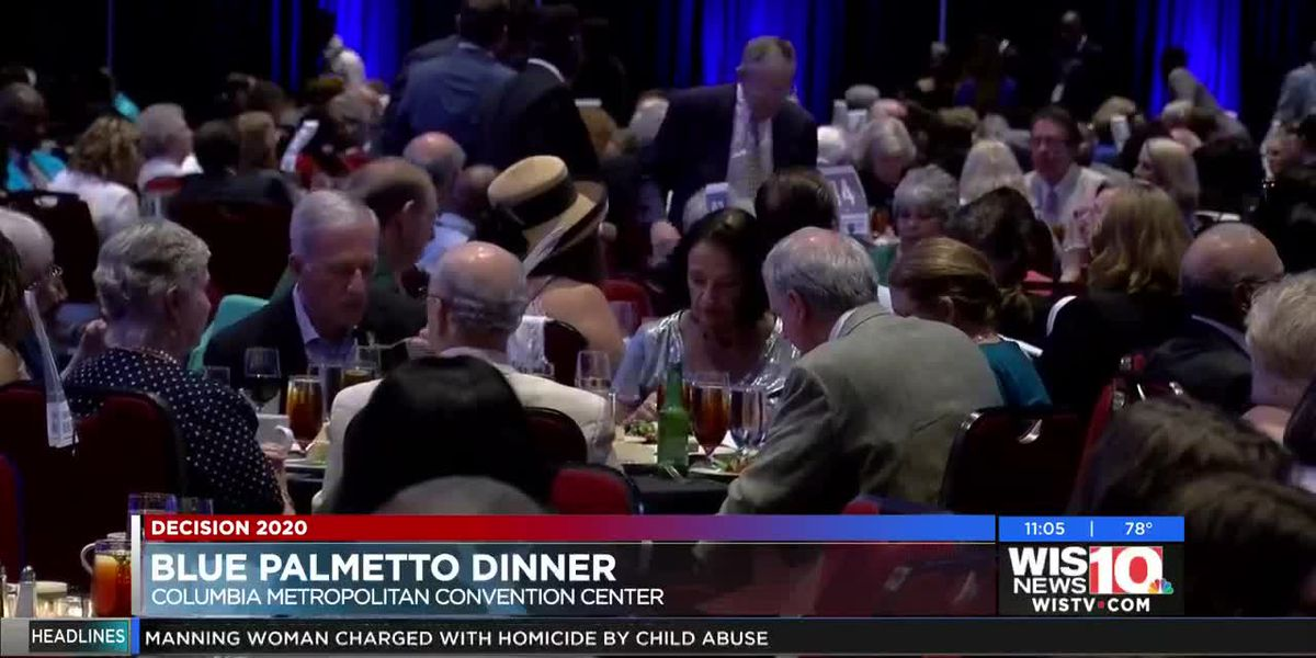 Blue Palmetto Dinner rallies South Carolina Democrats ahead of State Convention