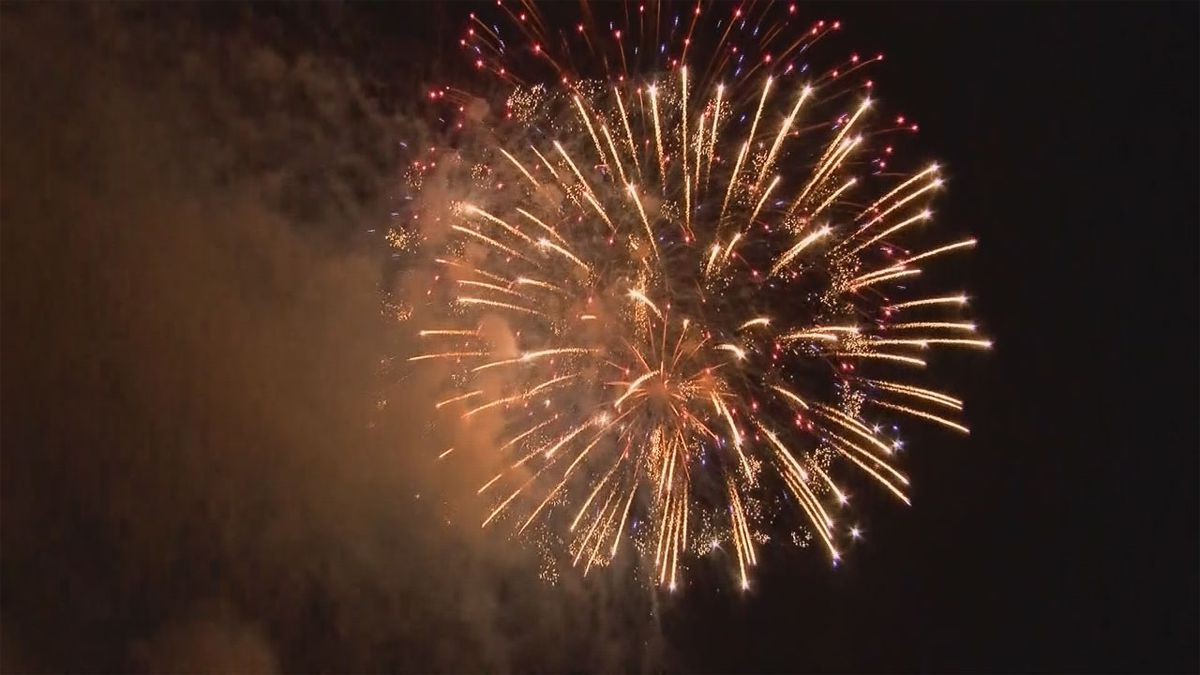 Don't forget to be mindful of those with hypersensitivity to fireworks this weekend