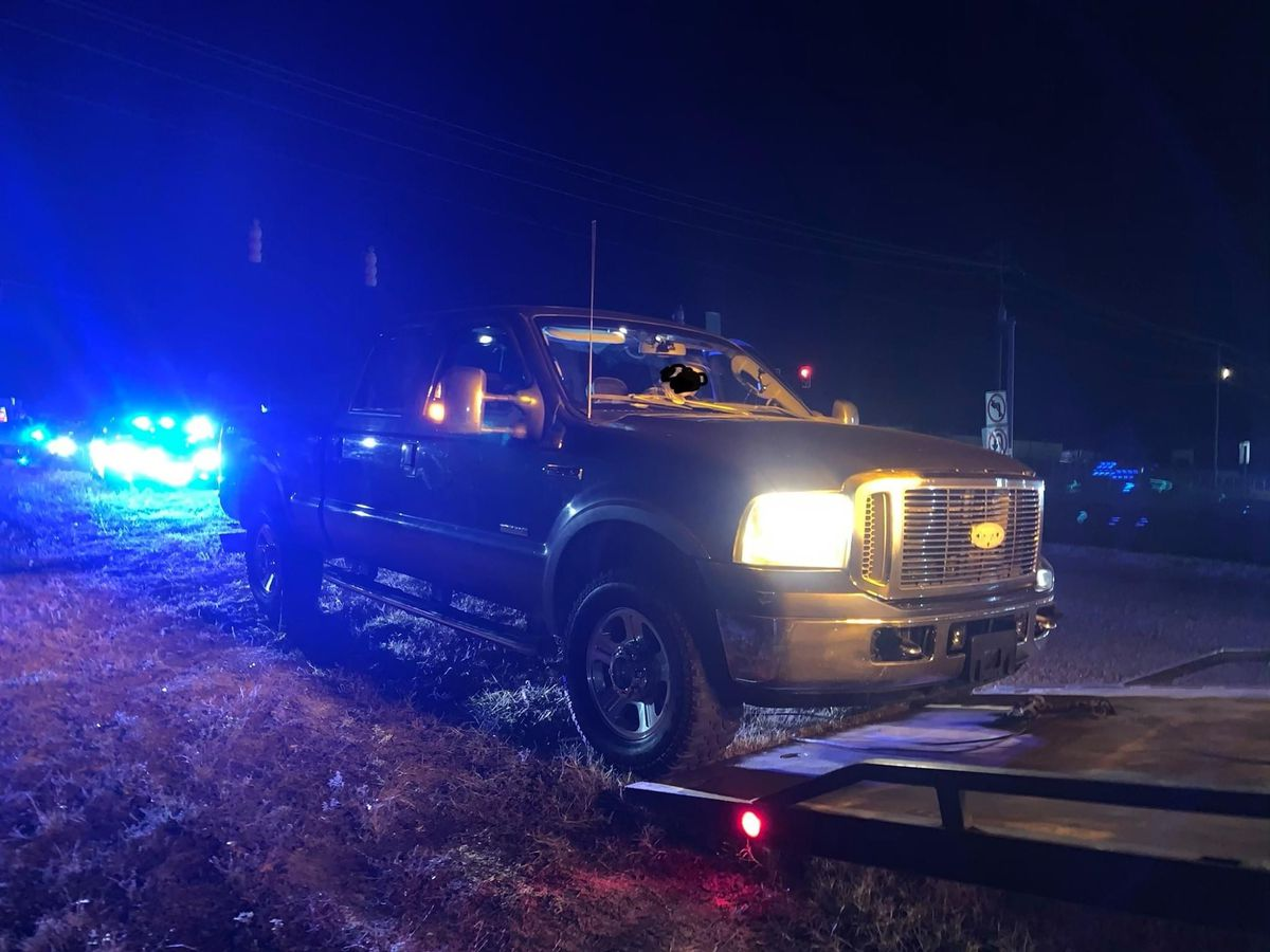 Gaston Police recover vehicle stolen from Berkeley County