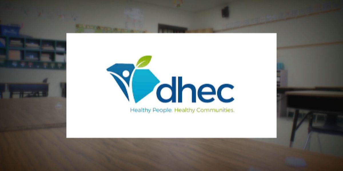 Gov. McMaster authorizes DHEC's school testing program