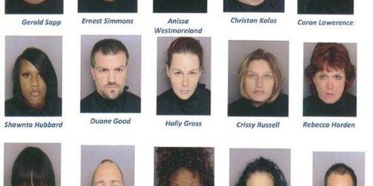 "Upstate prostitution sting dubbed ""Operation Good Time"" nets 54 arrests"