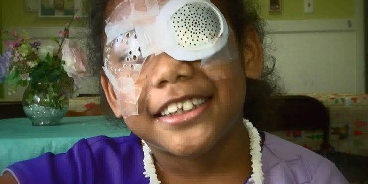 'Jesus opened my eyes': American Samoa child's vision restored through gifted surgery
