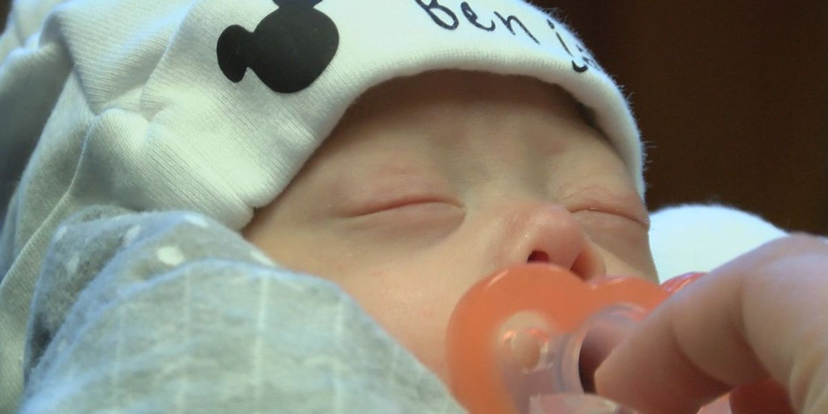 'They're heaven-sent nurses:' NICU Mom thanks local nurses for Christmas miracle