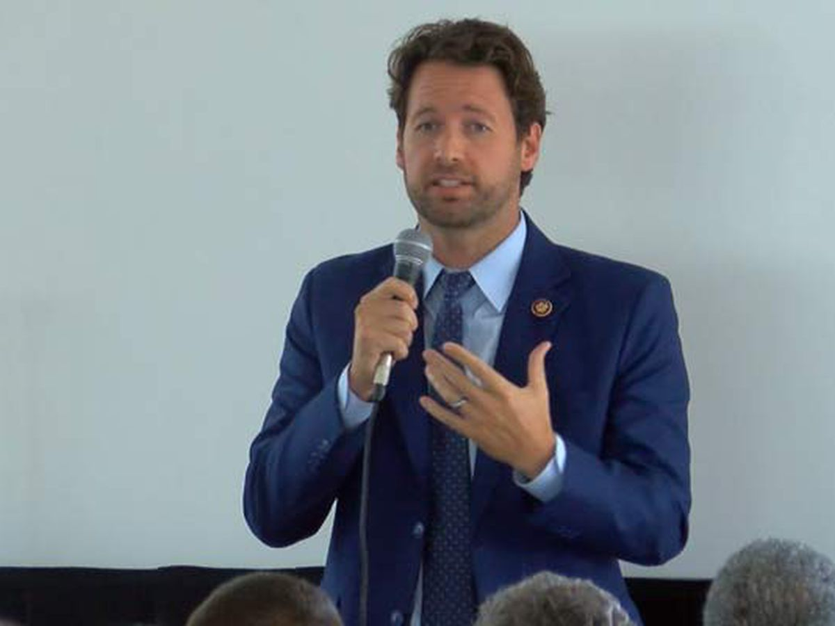 U.S. Rep. Joe Cunningham tests positive for coronavirus