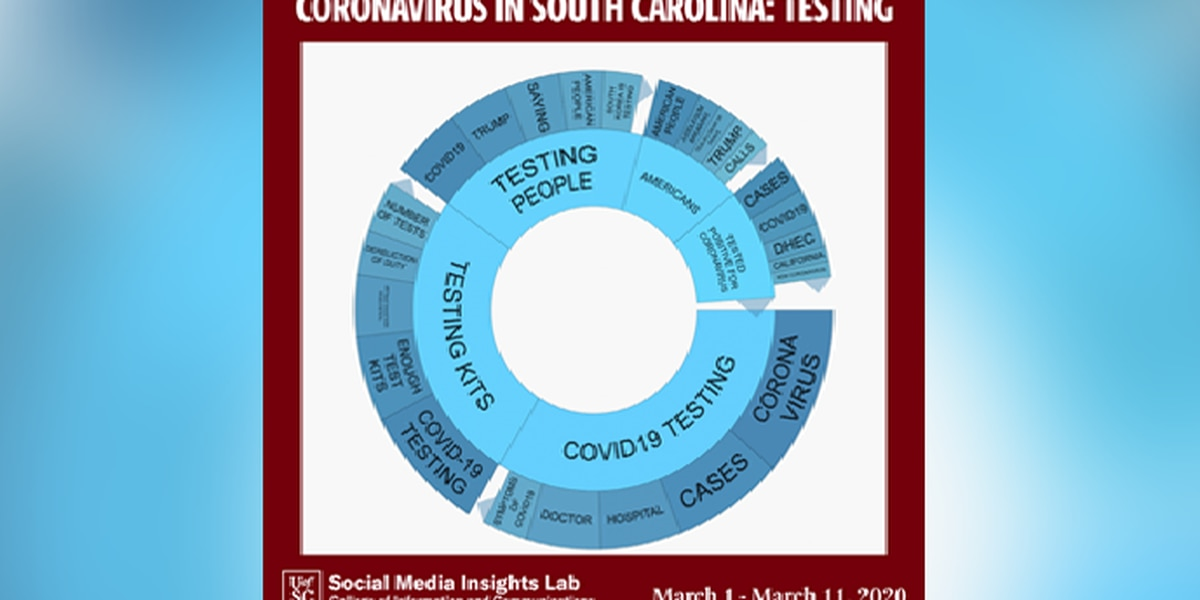 UofSC Social Media Insights team examines COVID-19 online commentary