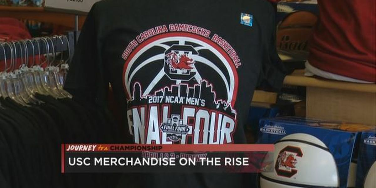 Gamecocks show their support for teams in big ways, by shopping
