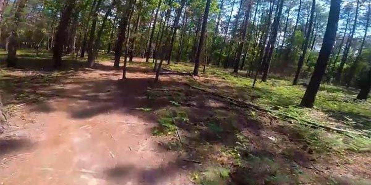 South Carolina is a heck of a place to go mountain biking