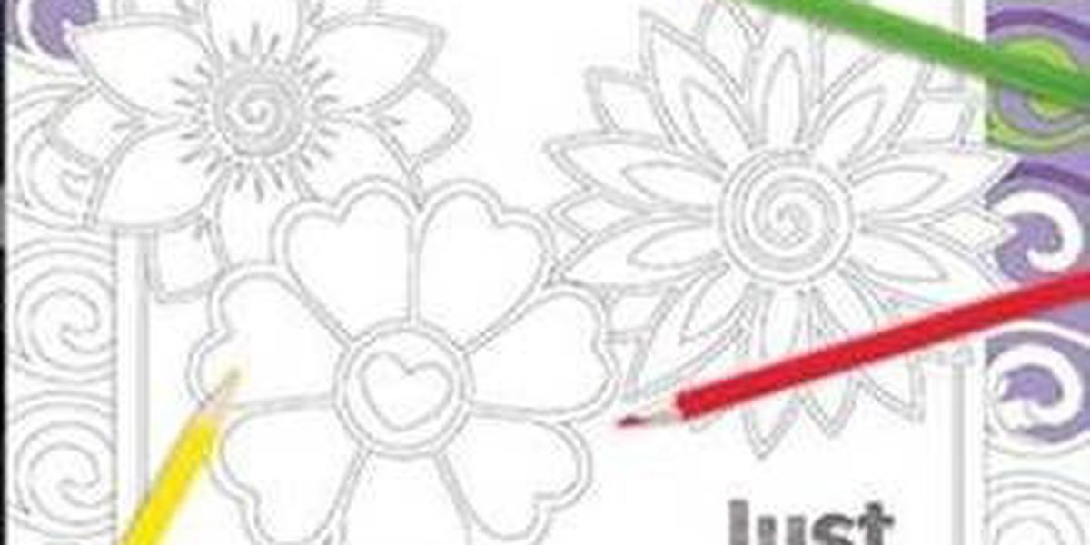 Coloring may curb headaches and sleep problems