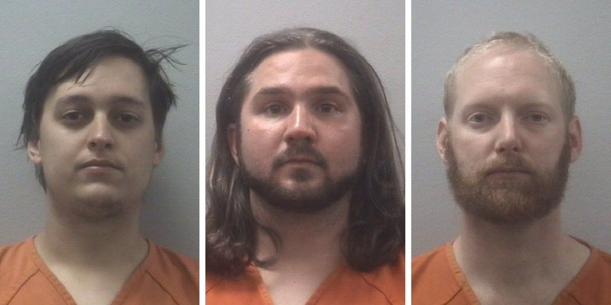 Trio arrested, charged in Chapin drug-making operation