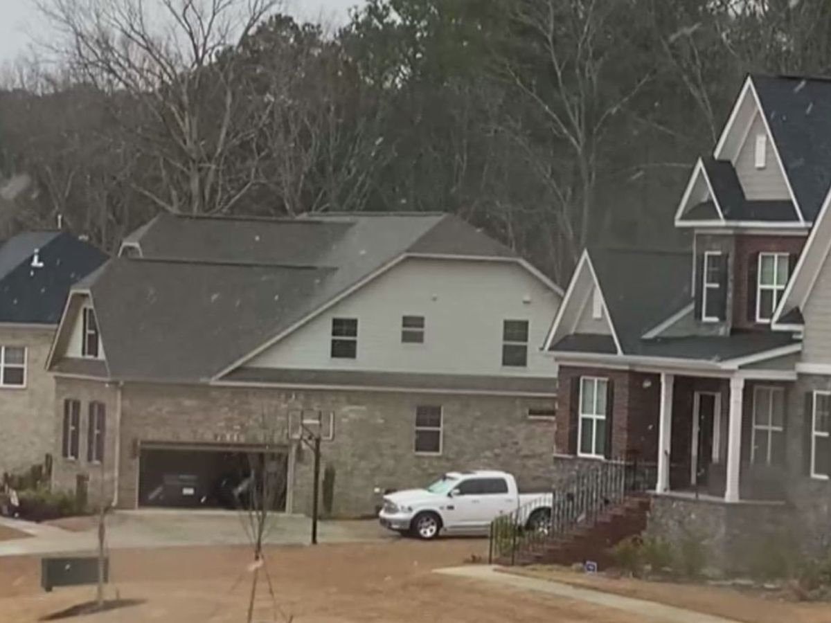 Snow in the Midlands? Viewers in Richland, Kershaw counties share reports of falling flakes