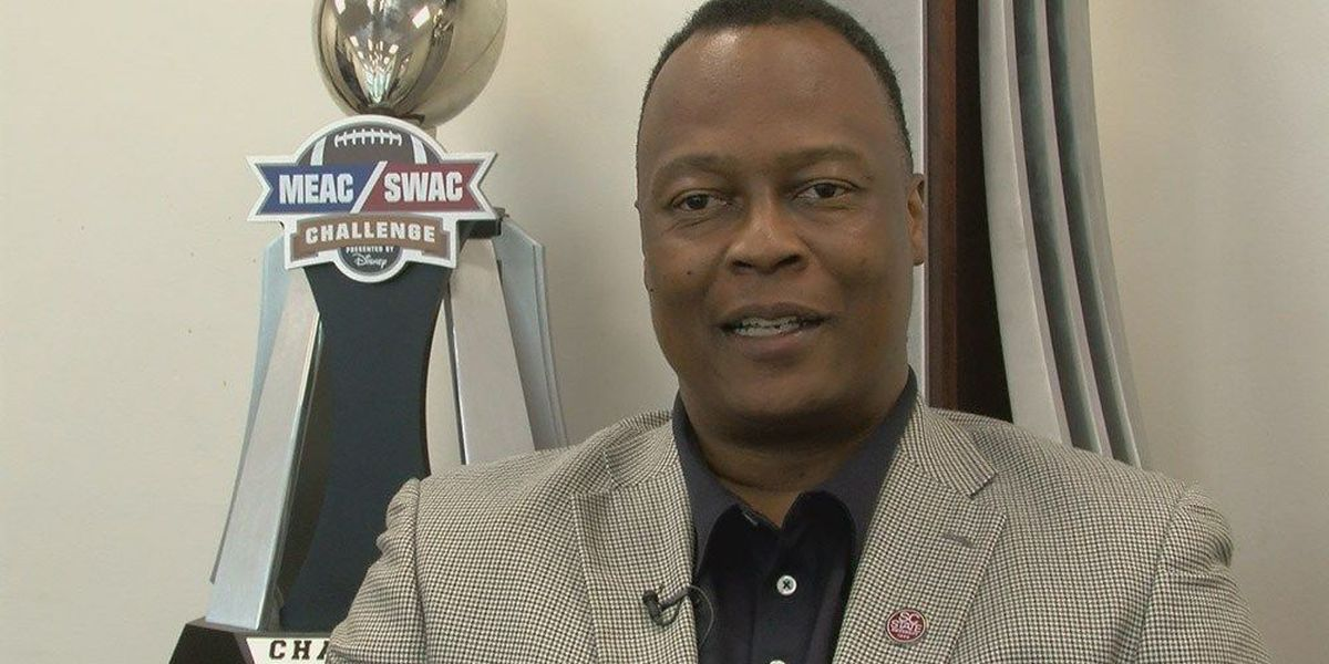 Danley ready to work as new AD at SC State