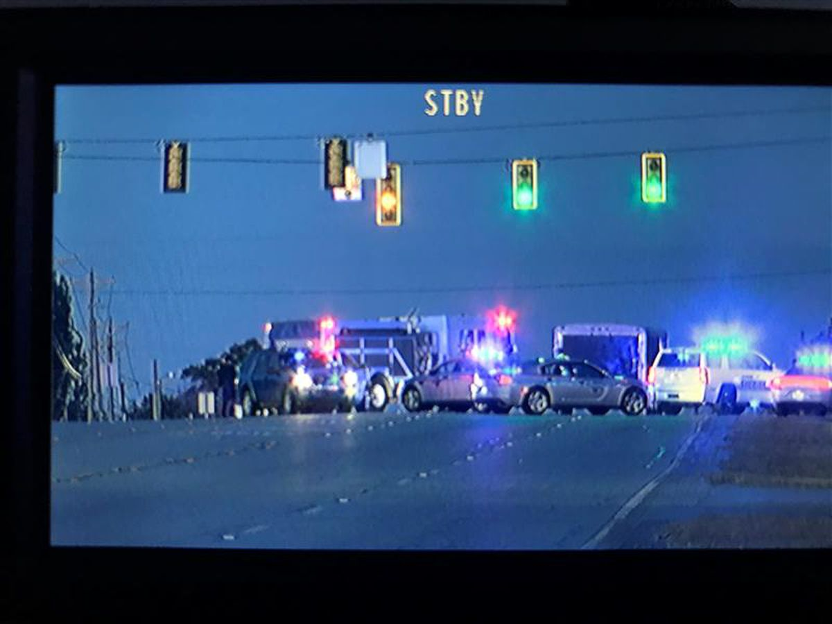 UPDATE: Coroner identifies pedestrian struck and killed on Augusta Hwy. in Lexington