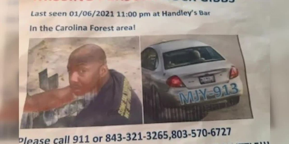 Body recovered from pond confirmed to be missing Horry County man, authorities say