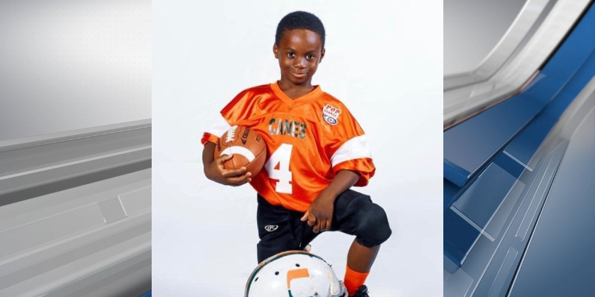 Cars, bikes line up to honor 7-year-old shooting victim Knowledge Sims