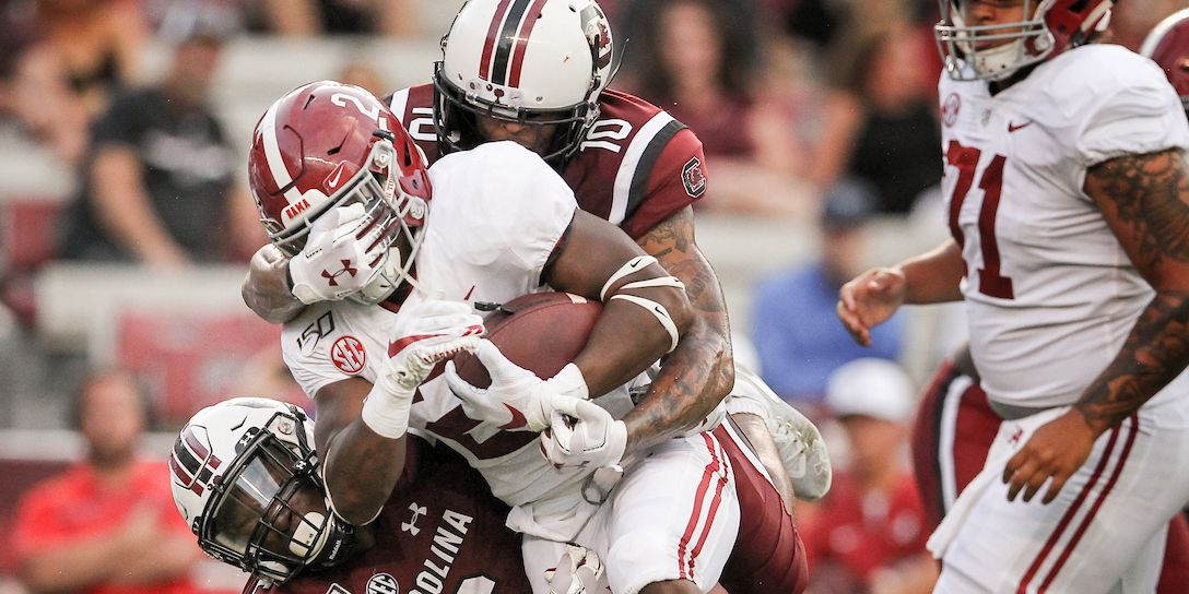 With chance to win the SEC East still in play, Gamecocks 'desperate' for wins