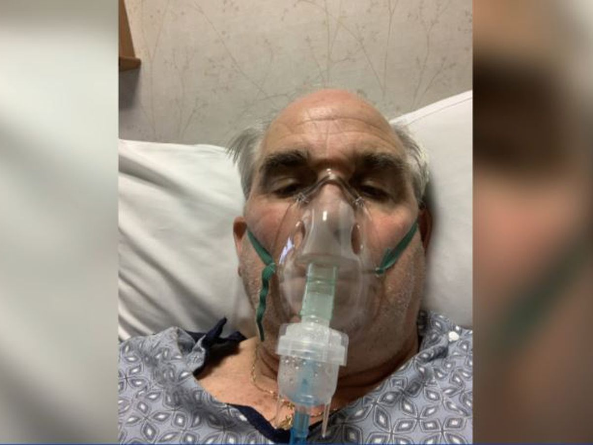 'I was concerned for my life:' Newberry Co. Sheriff still recovering from COVID-19