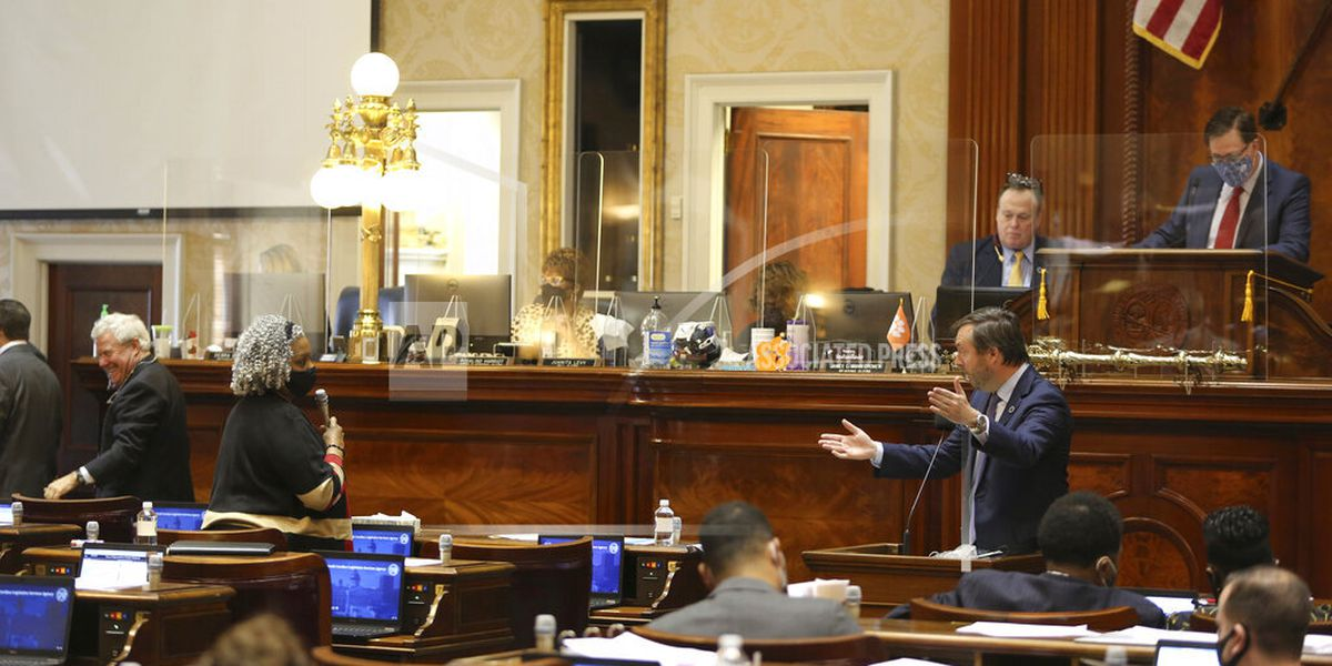 Democrats question small election rule change by SC House