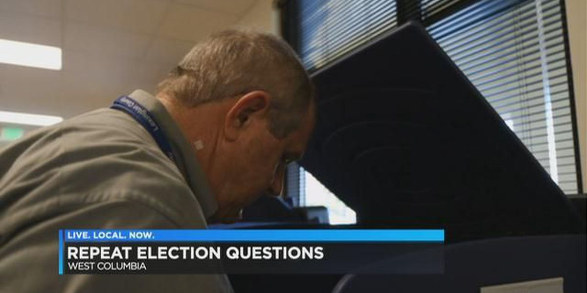Repeat election in West Columbia raises questions