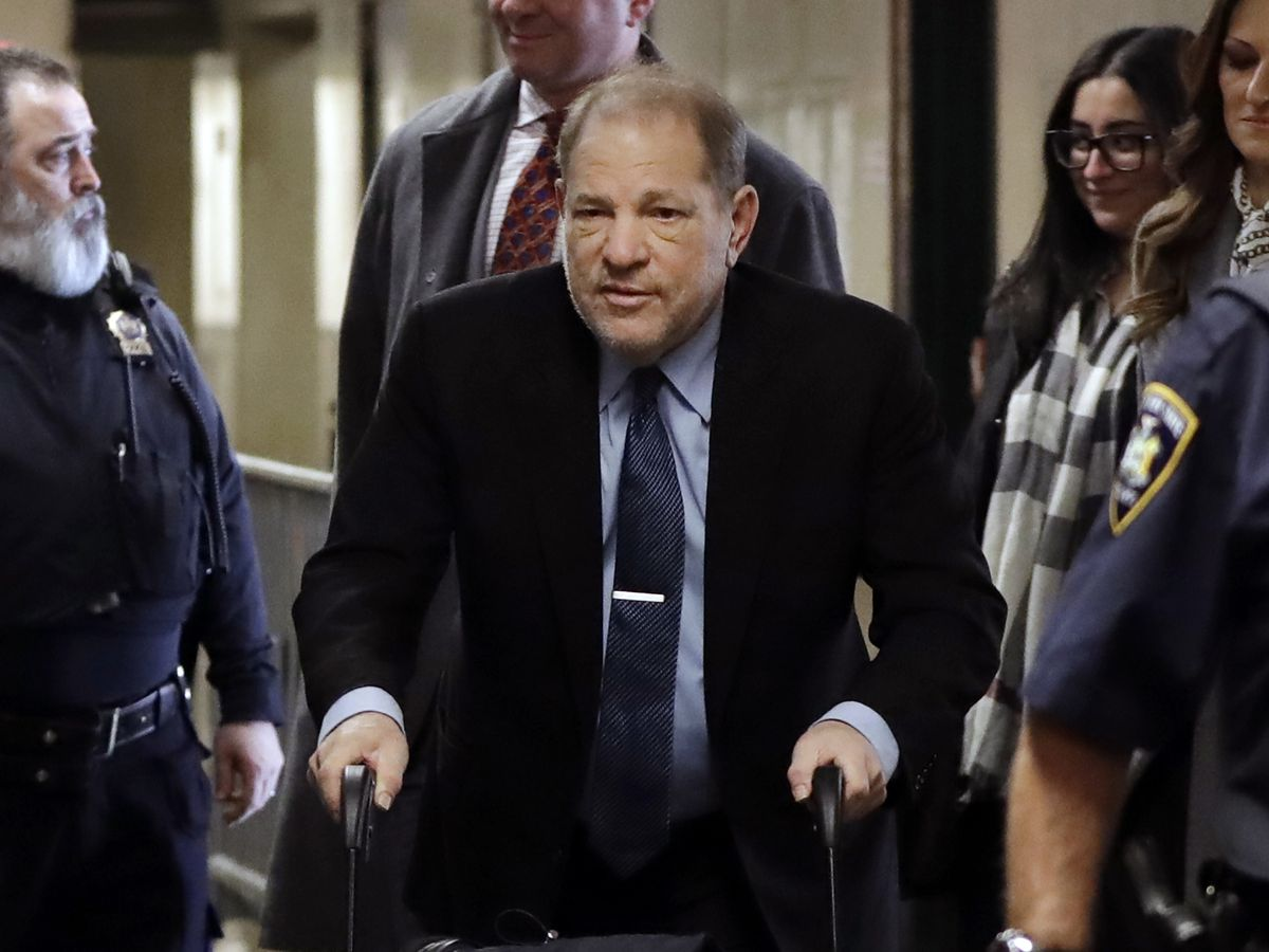 Two more accusers set to testify against Harvey Weinstein