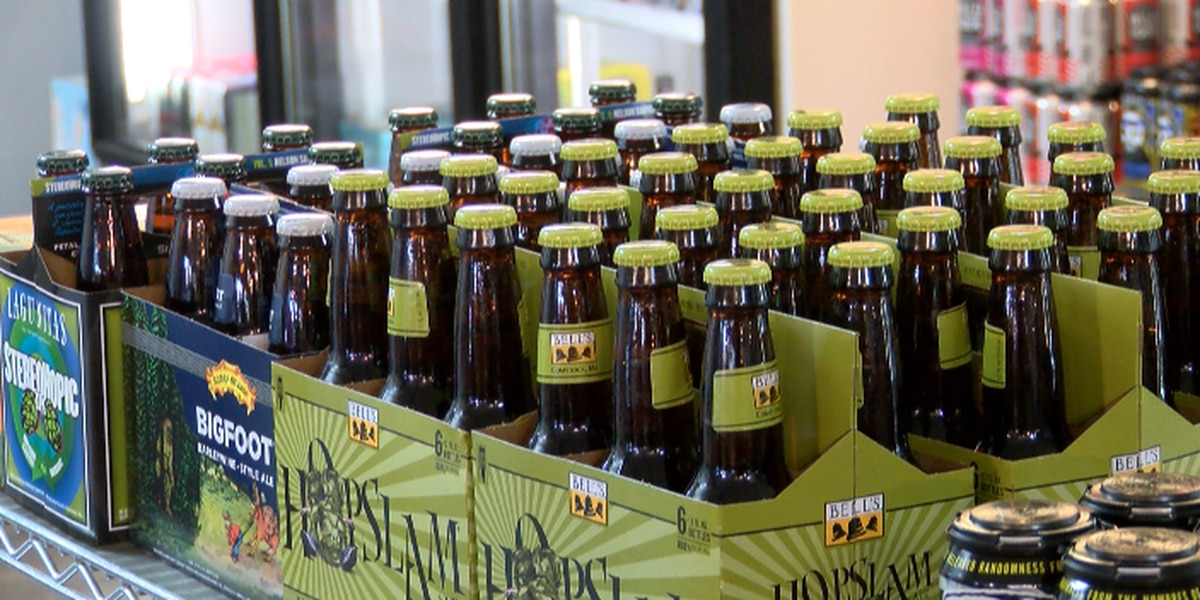 Beer delivery, curbside alcohol pickup bills pass SC House