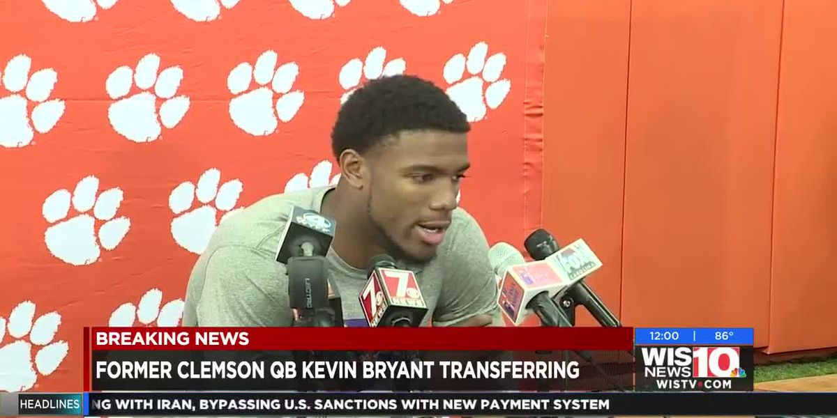 Report: Clemson QB Kelly Bryant to transfer after losing starting job
