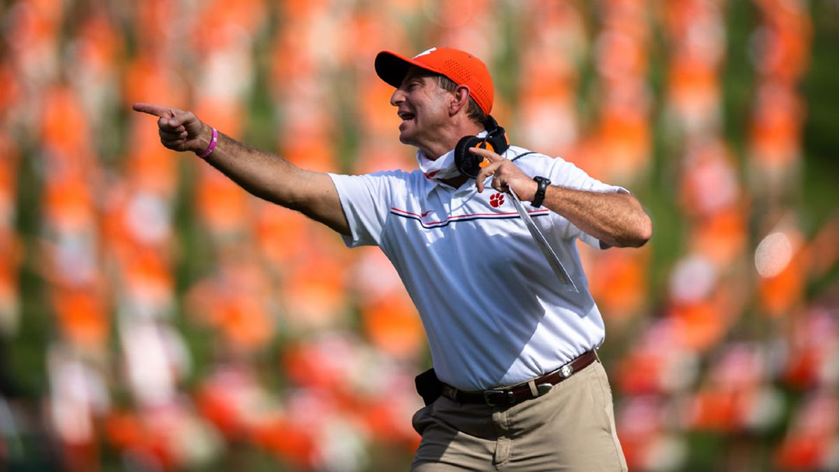 Swinney voices displeasure, believes FSU used COVID as an 'excuse' to cancel