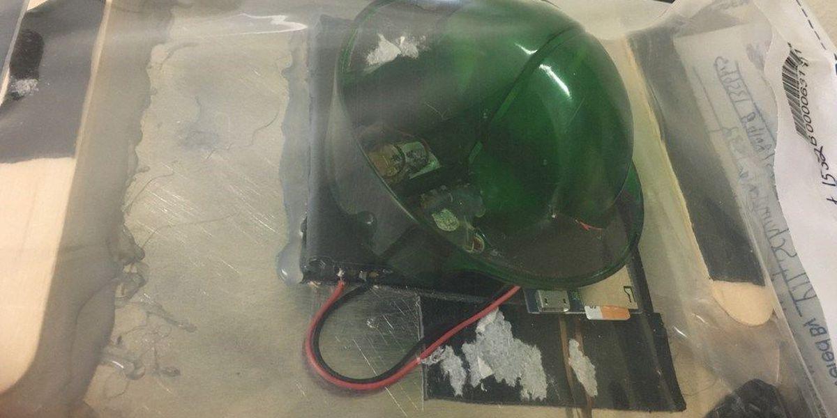 Police report: credit card skimmer found at Midlands gas station