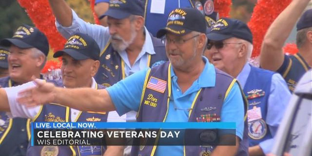 My Take: Grab a veteran and thank them for their service