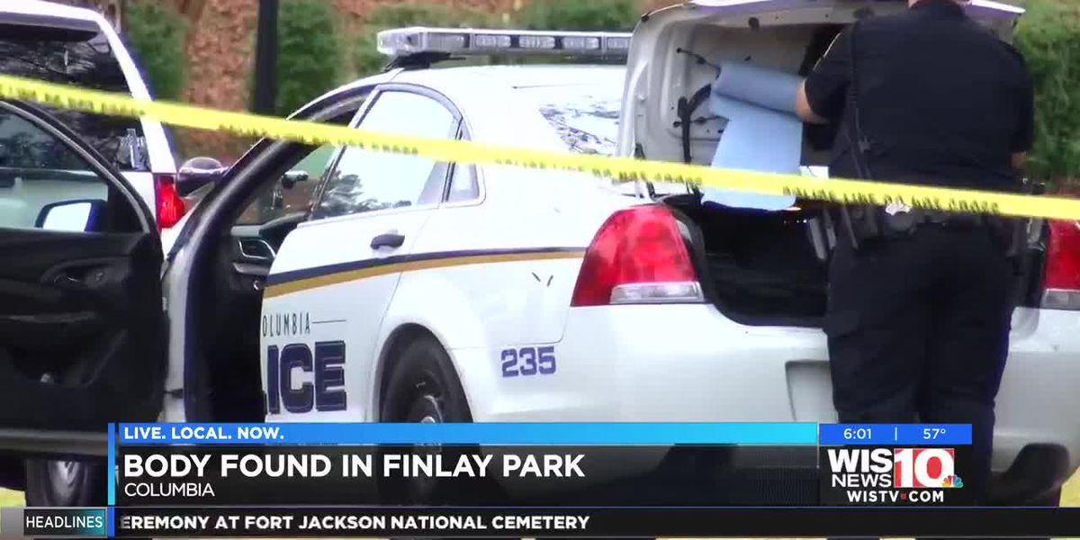Richland County coroner identifies person found in Finlay Park pond