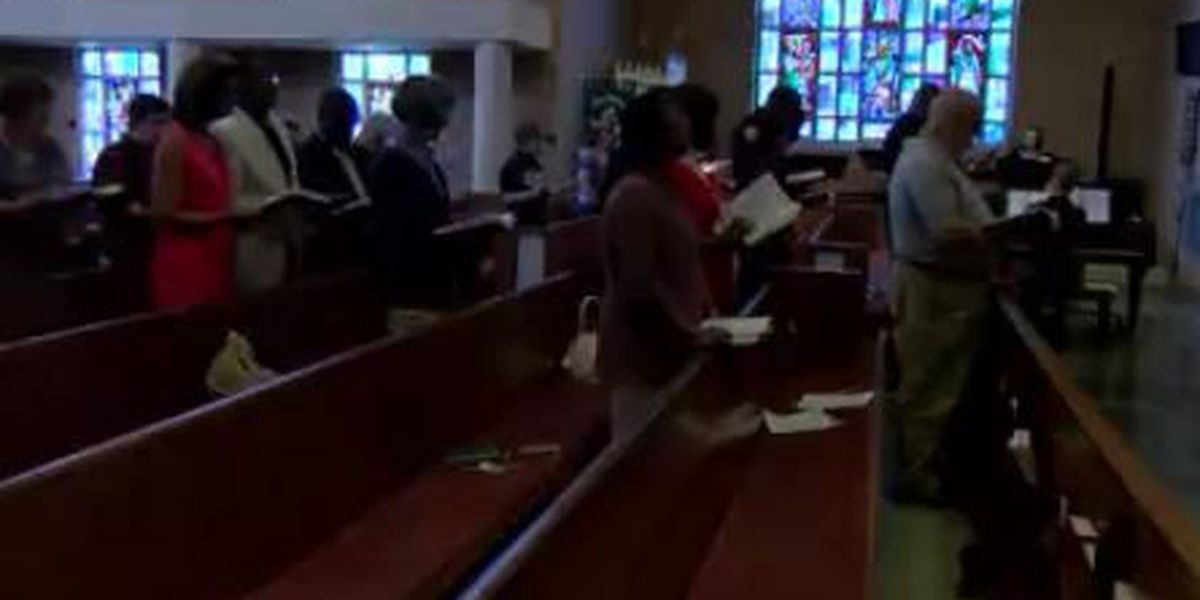 Columbia prayer vigil preaches peace in wake of ongoing violence